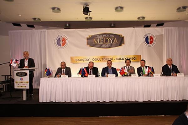 Avrupa'daki Türk Medyası Almanya Essen'de buluştu