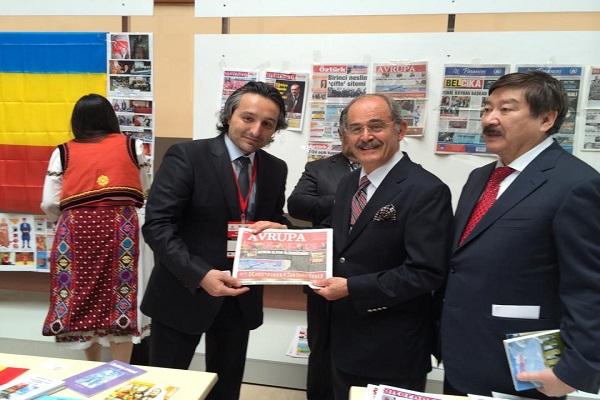 Eskişehir, Türk Dünyası Gazeteciler Şurası,