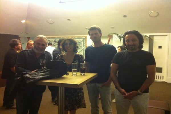 2012 Shakespeare Festivali'nde Haluk Bilginer, Zerrin Tekindor söyleşisi